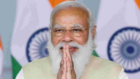 File photo of Prime Minister Narendra Modi.(ANI)