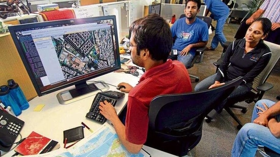 The Centre estimates that the new guidelines will boost the geospatial data sector to a value of <span class='webrupee'>₹</span>1 lakh crore by 2030, create jobs for 2.2 million people, and have a multifold impact on the economy. (Mint)