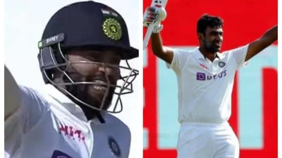 Mohammed Siraj and R Ashwin.(BCCI Twitter)