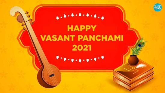 Happy Vasant Panchami 2021: Messages, GIFs, quotes to share on WhatsApp-Facebook(HT Digital)
