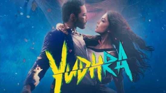 Yudhra stars Siddhant Chaturvedi and Malavika Mohanan in lead roles.