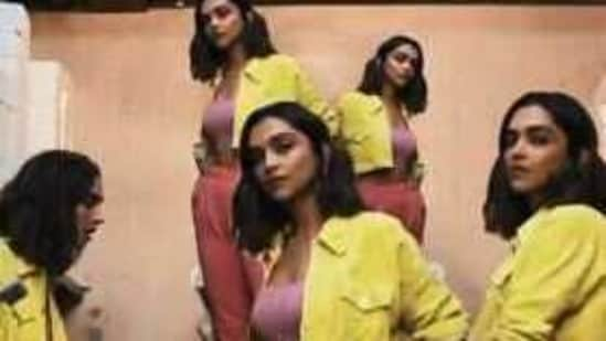 Deepika Padukone has shared a new Instagram video.