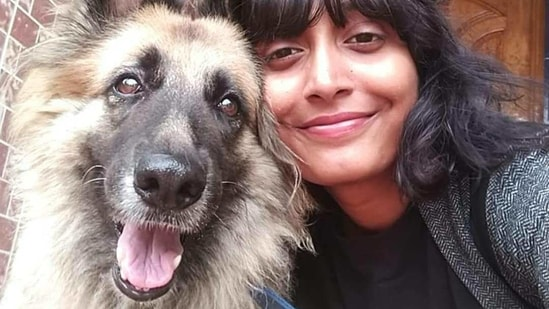 Disha Ravi was arrested by Delhi Police over her alleged involvement in the 'toolkit' case.(Disha Ravi/Facebook Photo )