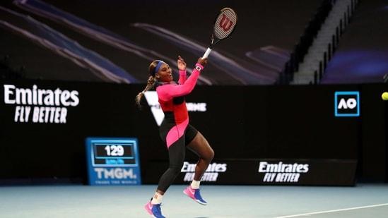 Australian Open: Serena Williams beats Simona Halep, progresses to semis - Hindustan Times