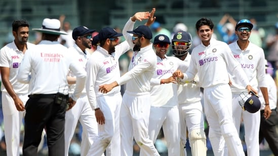 India vs England highlights, 2nd Test, Day 4: India thump England by 317 runs, level series 1-1   Hindustan Times