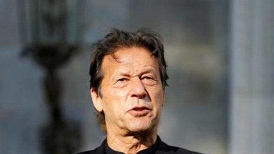 Pakistan's Prime Minister Imran Khan. (File photo)(HT_PRINT)