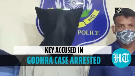 Key accused in Godhra case arrested