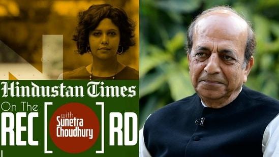 Sunetra Choudhury speaks with Ex-leader of Trinamool Congress Dinesh Trivedi