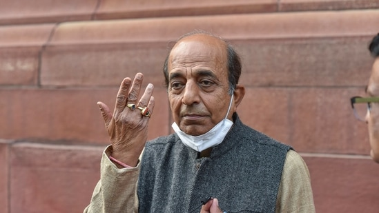 Former TMC MP Dinesh Trivedi said he flagged issues related to violence and corruption several times to the Trinamool senior leaders. (PTI)