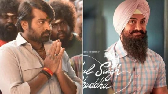 It was rumoured that owing to the fact that he could not shed weight for the role that Vijay Sethupathi decided to quit Aamir Khan's Laal Singh Chaddha.