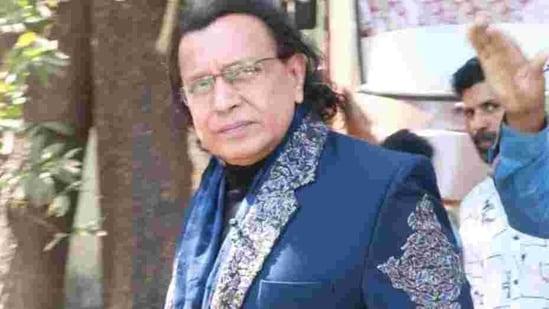 File photo: Bollywood actor Mithun Chakraborty.(IANS)