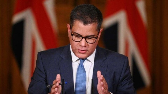 During his visit, Sharma met senior ministers, as well as leaders from business and civil society to discuss strengthening the UK-India climate partnership.(HT file photo )