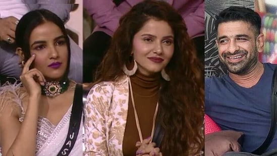 Here's what Jasmin Bhasin, Rubina Dilaik and Eijaz Khan revealed about their personal lives on Bigg Boss 14.