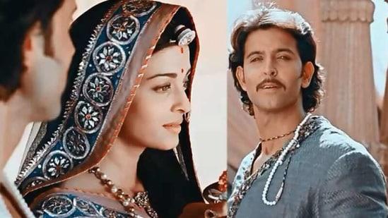 Hrithik Roshan revisits best scenes with Aishwarya Rai in fan-made Jodhaa Akbar video, pens note for Ashutosh Gowariker - Hindustan Times