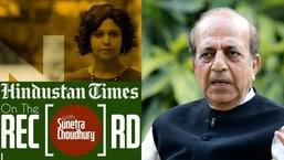Hindustan Times' Sunetra Choudhury speaks with Ex-leader of Trinamool Congress Dinesh Trivedi