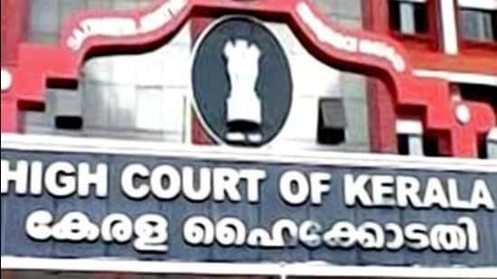 Kerala high court. (File photo)