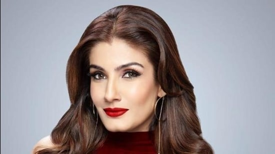 Actor Raveena Tandon will be seen next in KGF 2 with Yash.