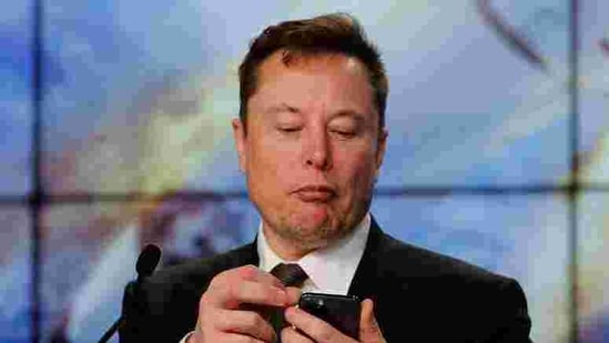 SpaceX founder Elon Musk(Reuters)