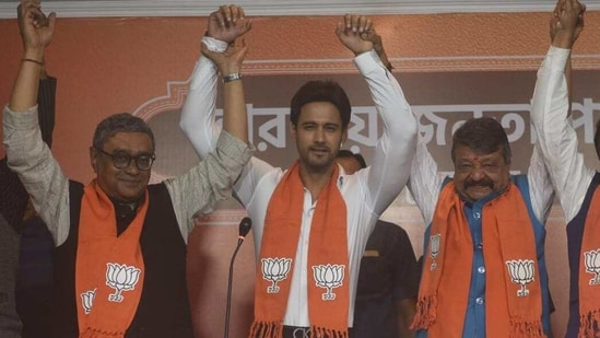Popular Bengali actor joins BJP, another movie veteran and TMC MLA wants to quit - Hindustan Times