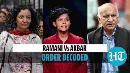 Key takeaways from court verdict in MJ Akbar vs Priya Ramani defamation case (Agencies)