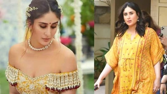 Kareena Kapoor had learnt about her pregnancy after signing Veere Di Wedding.