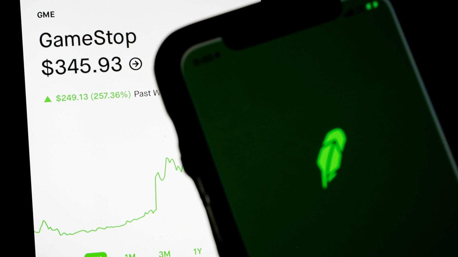 What Does Purple Mean On Robinhood