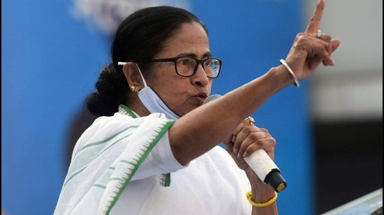 Chief minister of West Bengal Mamata Banerjee. (ANI)