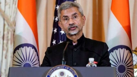 Minister of External Affairs S Jaishankar will be in the Maldives during February 20-21 and have meetings with President Ibrahim Mohamed Solih and the ministers for foreign affairs, defence, finance, economic development and planning and infrastructure. (REUTERS PHOTO).