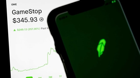 Robinhood Chief Executive Officer Vlad Tenev said that the brokerage halted trades to meet demands from its clearinghouse.(REUTERS)