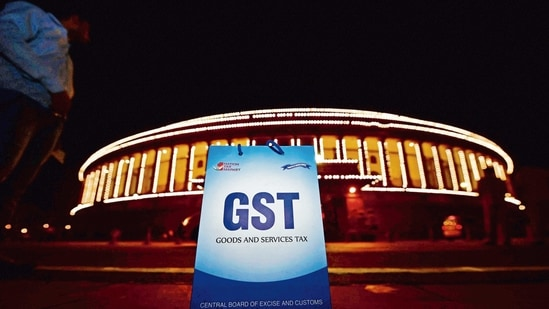 GST Council may discuss merger of 12% and 18% slabs at March meet.(Mint)