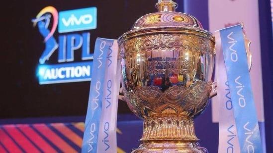 IPL 2021 Trophy. (IPL)