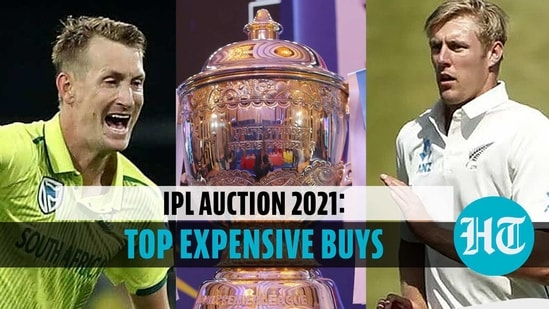 IPL 2021 auction: Top expensive buys