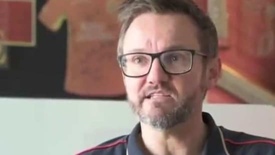 RCB's Director of Cricket, Mike Hesson(Twitter)