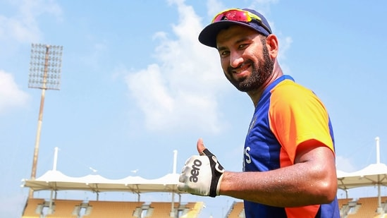 Cheteshwar Pujara: File Photo(PTI)