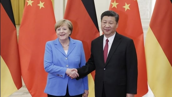 The European Union remains one of the world's three largest concentrations of economic activity, along with the US and China. Decisions taken by the EU — and Germany in particular — will have major ripple effects on much of the rest of the world (Getty Images)