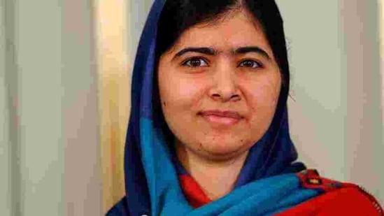 Nobel Peace Prize laureate Malala Yousafzai(REUTERS Photo)