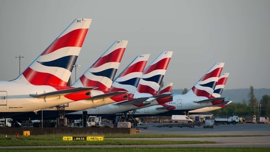 n a webinar organized by lobby group Airlines UK, heads of carriers including EasyJet Plc and Virgin Atlantic Airways Ltd. stressed the importance of the sector to the economy and employment.(Pixabay)