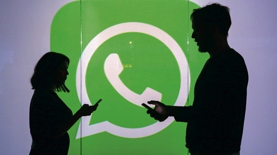 Whatsapp has said it will now present banner pop-ups on the app to guide users through the policy.(HT Photo)