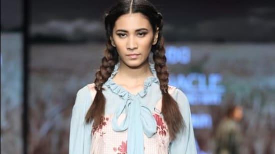 Model in Shruti Sancheti