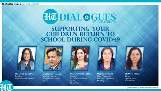 HT Dialogues: Supporting children return to school