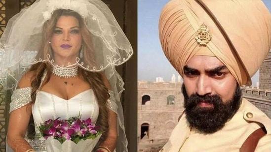 Kesari actor Sandeep Nahar's wife booked in his death case, Rakhi Sawant to end marriage - Hindustan Times