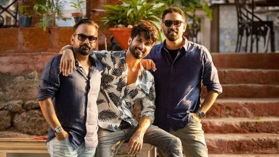 Shahid Kapoor will star in Raj and DK's upcoming web series.