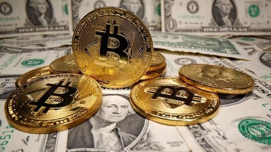 All digital coins combined have a market cap of around $1.7 trillion.(REUTERS)