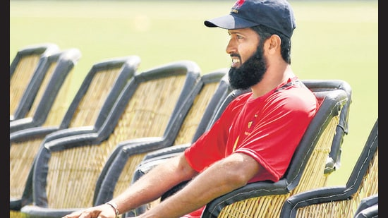 Wasim Jaffer quit as Uttarakhand coach last week, upset by claims that he picked players not for their skill but for their religion. (HT File Photo)