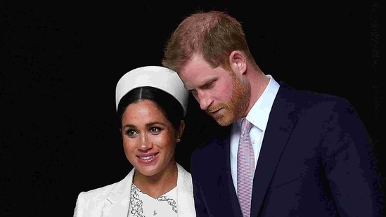 """A spokesperson for the couple said Friday they had shown that they """"remain committed to their duty and service to the UK and around the world"""".(AP)"""