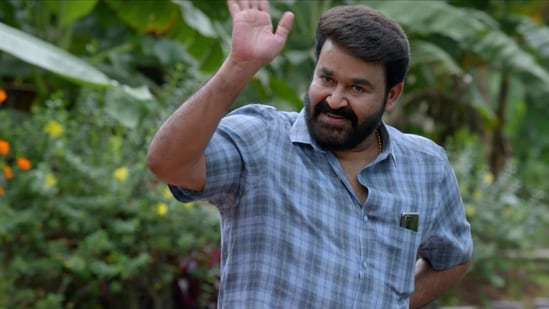 Mohanlal is back as the sharp, protective father in Drishyam 2.