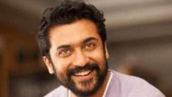 Suriya had tweeted in early February to say that he ad tested positive to Covid 19.