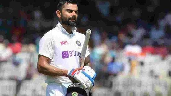 Indian captain Virat Kohli(Twitter)