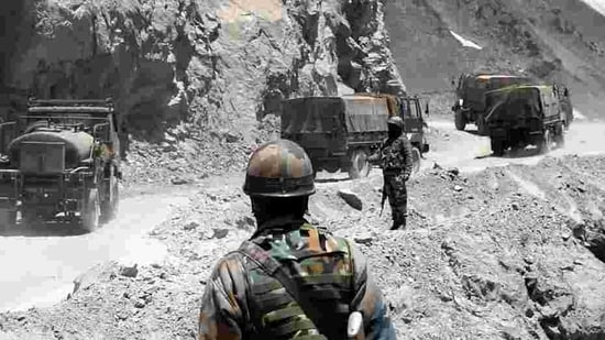 The move came after the People's Liberation Army (PLA) Daily released details for the first time of four soldiers who were killed, and an officer who was injured in the clash at Galwan Valley on June 15, 2020. (Representative Image)(ANI file photo for representation)