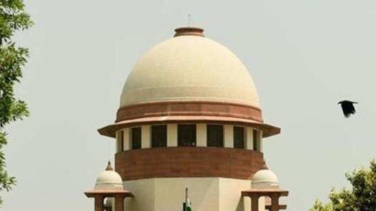 Andhra Pradesh government told the apex court that the petition filed by Odisha is grossly misconceived and is not maintainable at all in view of the fact that no contempt, whatsoever, has been committed by it.(HT file photo)